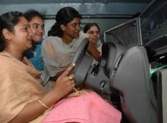 Driving Skills – Bagalur, India