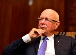 If a leader serves himself, there will be no trust: Klaus Schwab